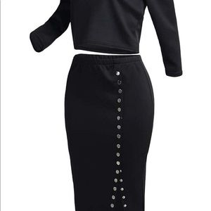 Dresses & Skirts - 2 piece skirt suit
